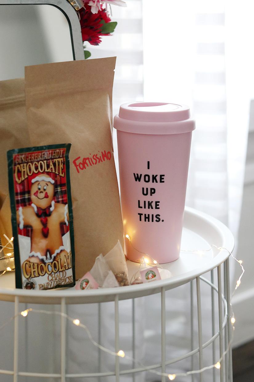 le mug i woke up like this