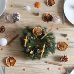 DIY  : La couronne de Noël sent-bon