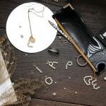 DIY : Les charm's perlés initiales