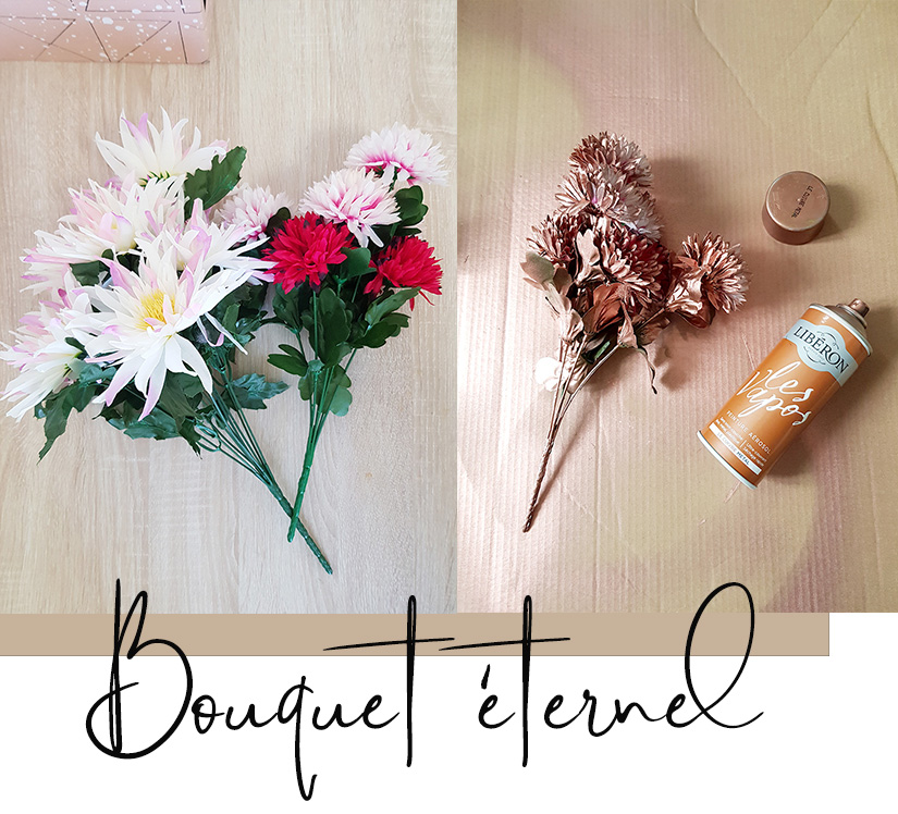 bouquet eternel