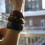 DIY recycler ses anciens bracelets ! DIY recycle your old bangle !