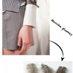 DIY Inspiration : Manches plume | Feather sleeves