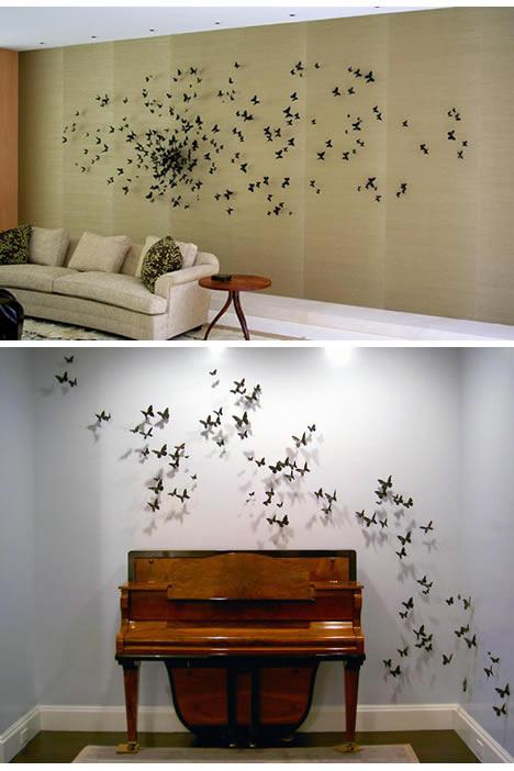 Bleck Butterflies