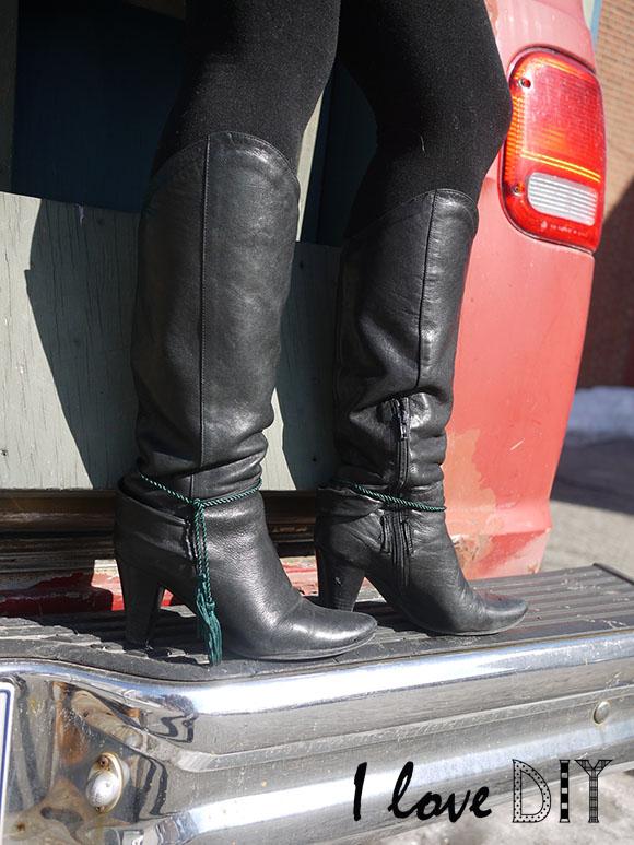Boots ilovediy