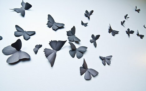 butterfly-wall-art