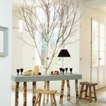 DIY Inspiration : Des pieds de table en bois | Wood leg table