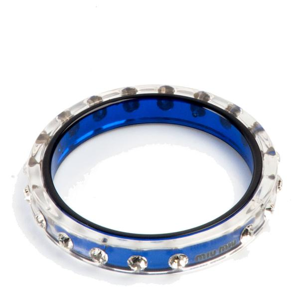 Plexiglass Bangle miumiu