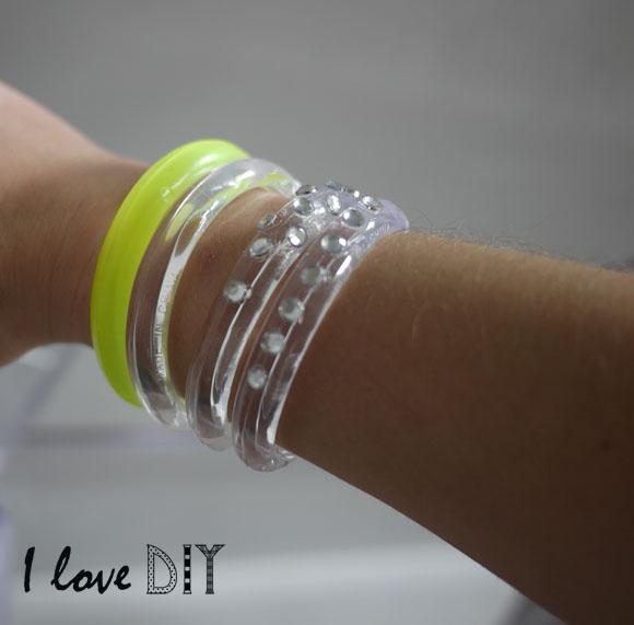 bracelet plexi
