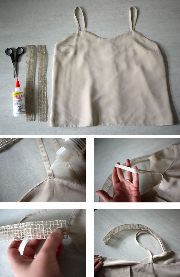 I LOVE DIY STEPS to realize your top