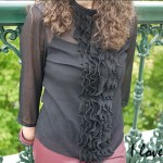 DIY : On recycle une robe en top | Recycle a dress in a top