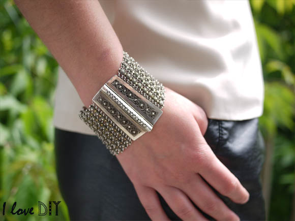 zoom bracelet marocain
