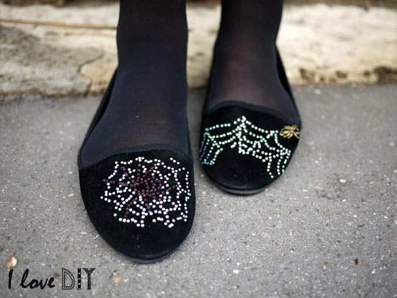 Charlottes web slippers diy