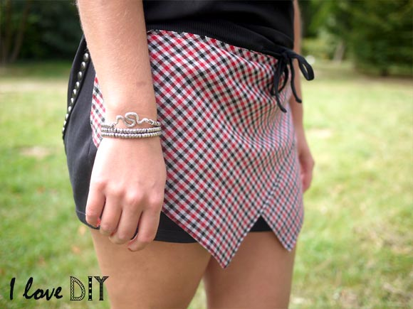 DIY short origami par i love diy