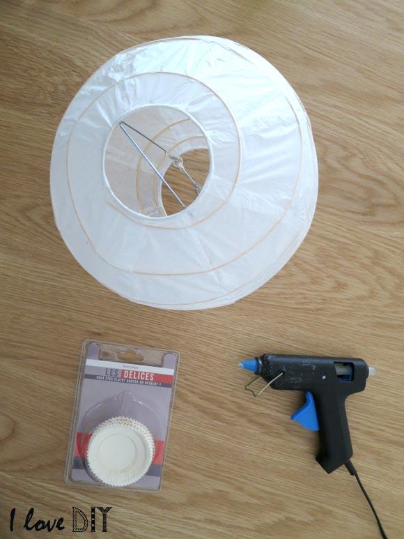 le materiel pour customiser une boule japonaise ilovedoityourself