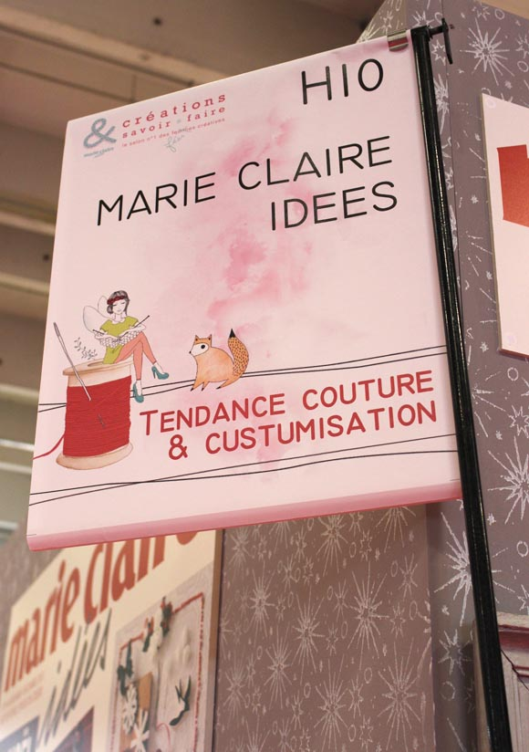 stand marie claire