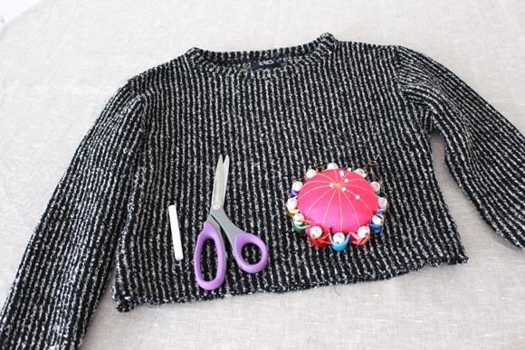 DIY des moufles et bonnet sans tricoter ilovediy