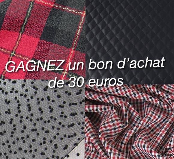 concours les coupons de saint pierre bon d achat 30 euros