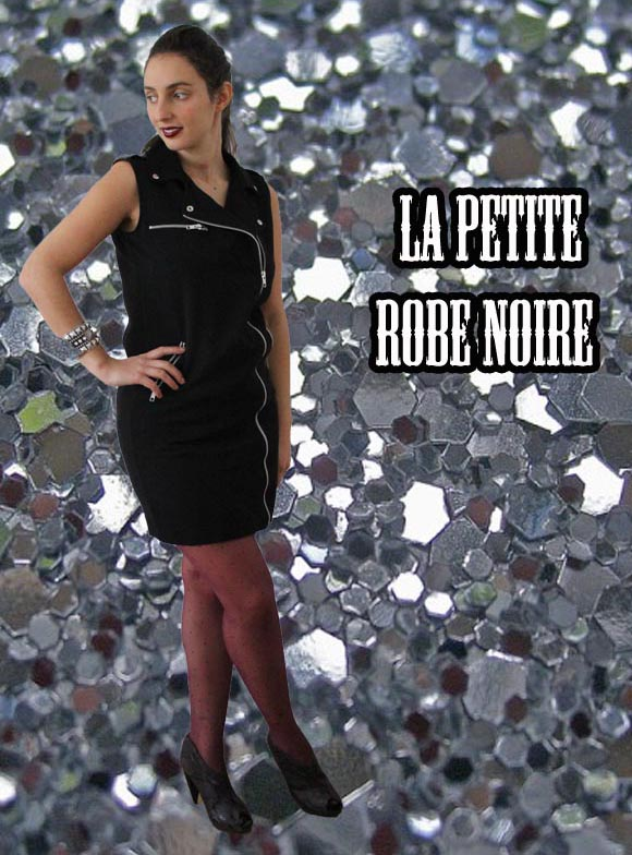 la petite robe noire rock and roll i love diy