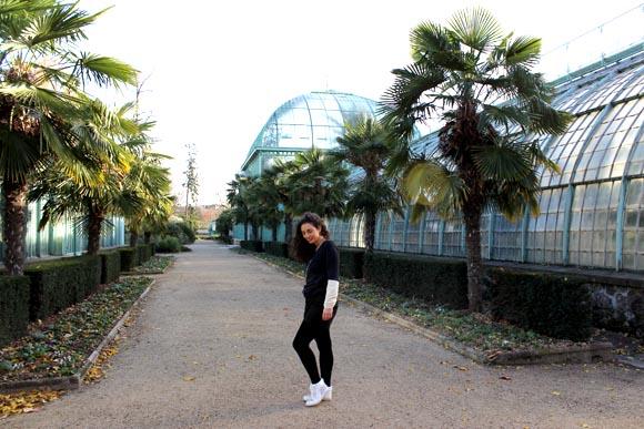 ootd aux jardins des serres dauteuil ilovediy