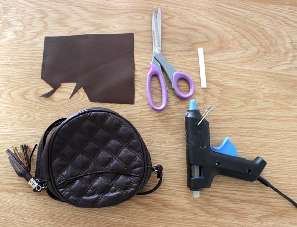 1 materiel pour customiser son sac facon sac lapin ASOS