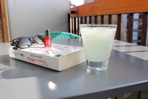 limonade maison à la rose par ilovediy