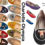 Les slippers Zodiac : Charlotte Olympia versus Modress