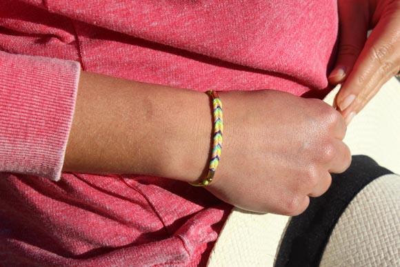 detail bracelet byisnata