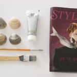 DIY : Recycler des coquillages en boites à bijoux | Recycle shell into jewel box