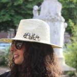 DIY : Customisez un chapeau en paille | Customize a straw hat