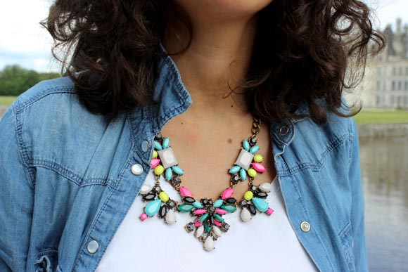 collier shourouk like bon plan ilovediy
