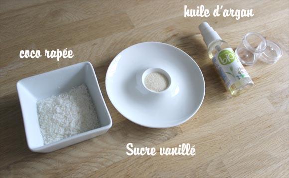 gommage gourmande et naturel a la coco bis