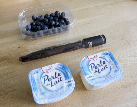 glace au yaourt sans sorbetiere