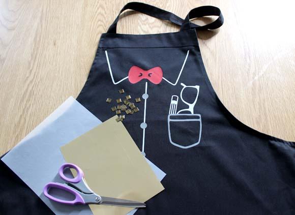 customisez un tablier ilovedoityourself