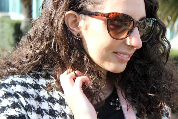 Boucles d oreilles piercing diy