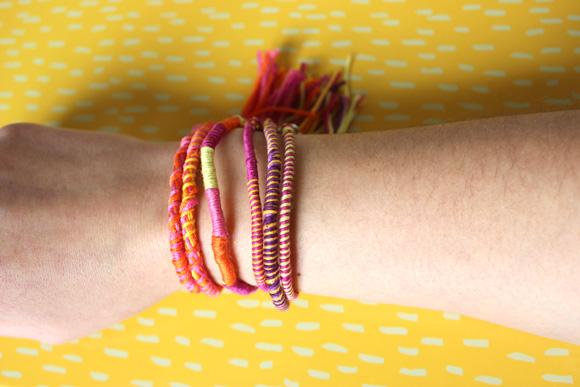 bracelet bresilien loopdedoo