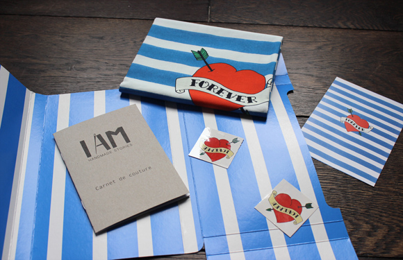 kit pret a coudre i am patterns