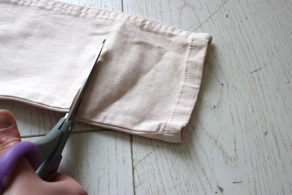 pantalon 7 8 eme diy