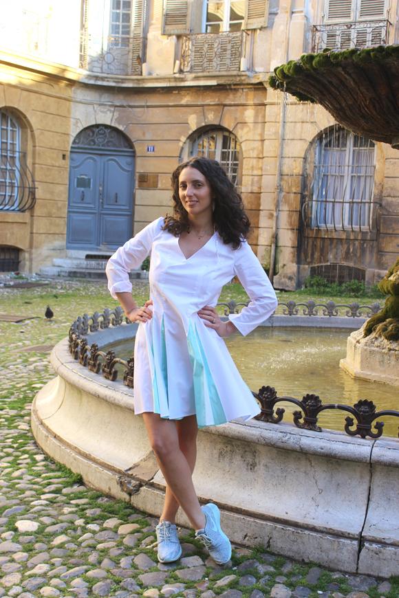robe sur mesure prettydressit