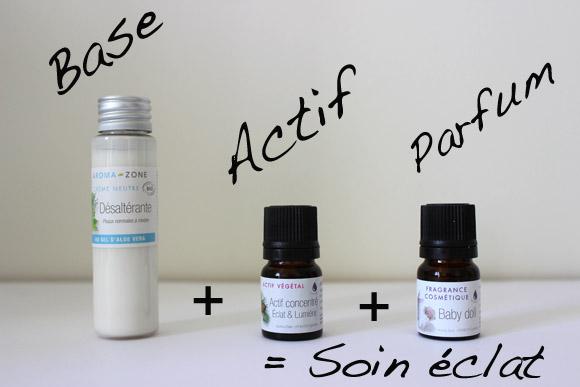 crème eclat aromazone