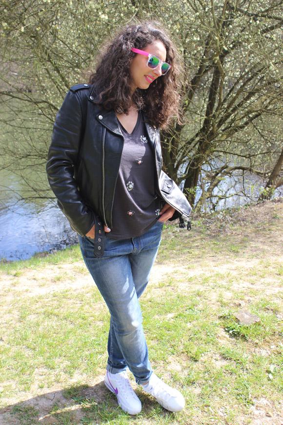 girlfiend jeans mango blog mode