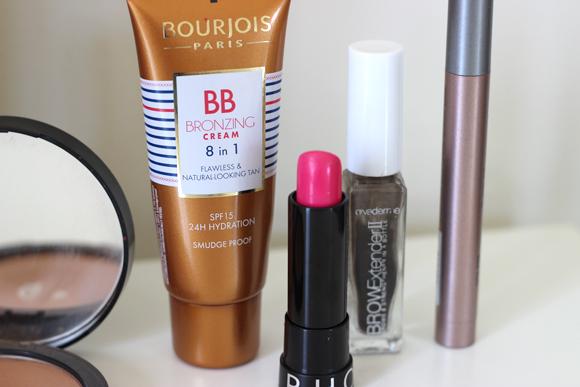 bb bronzing cream bourjois lipstick sephora rose fluo