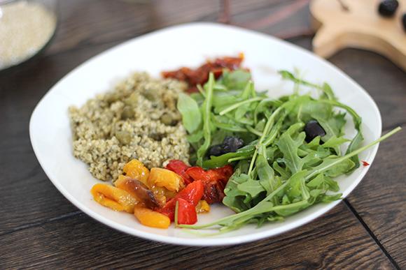 salade gluten free