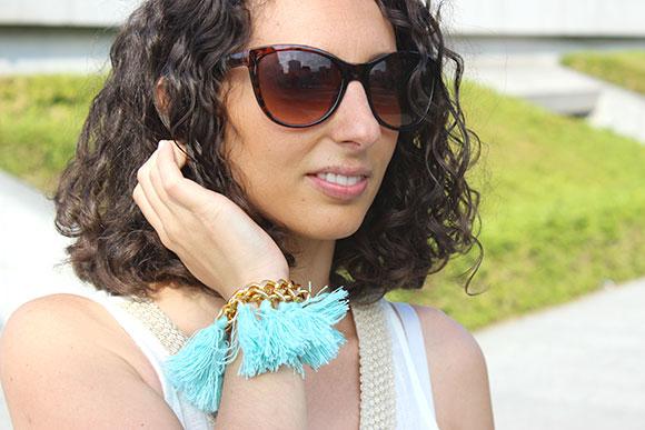 lunettes-primark-bracelet-diy