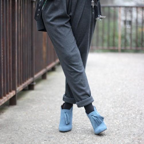 DIY : Le pantalon plissé