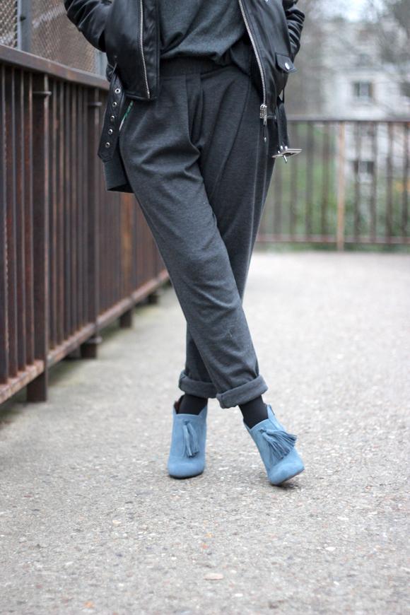 pantalon handmade perfecto schoot chaussures eram ilovediy blog mode et diy