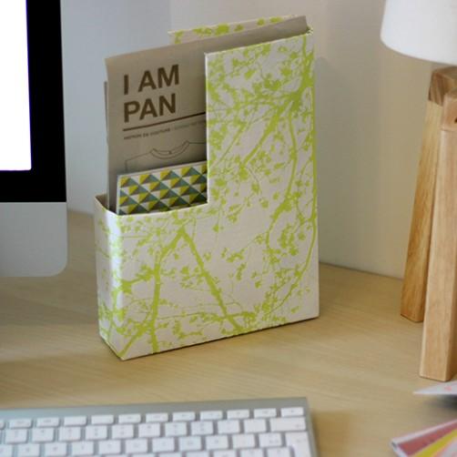 DIY : La boîte de rangement