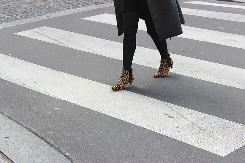 blog mode paris low boots leopard zara