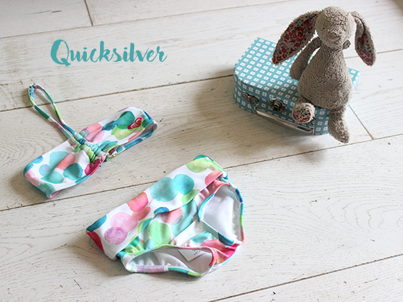 maillot fille quicksilver