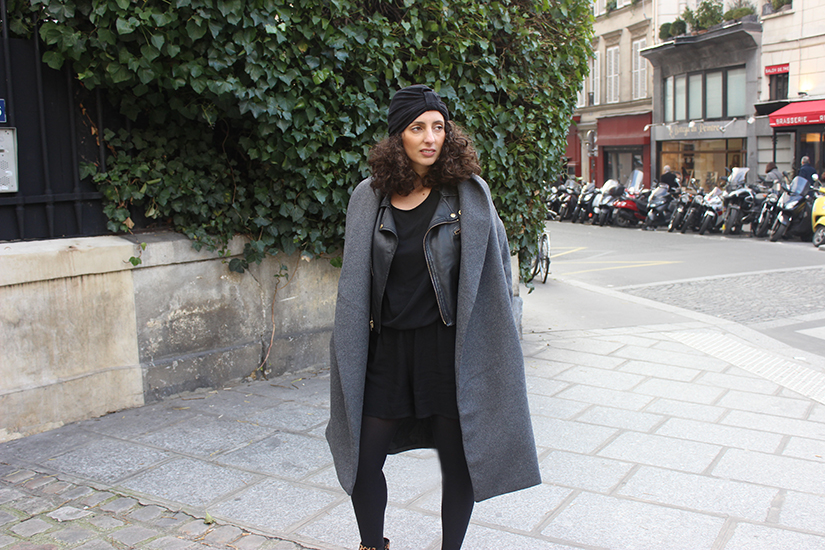 manteau H&M solde 10euros bon plan mode ilovediy paris