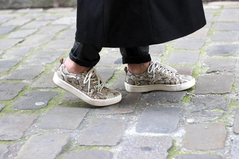 sneakers python eram blog mode paris ilovediy